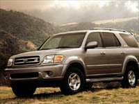 Toyota Sequoia Towing Capacity >> 2000